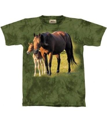 T-Shirt journée de farniente par The Mountain