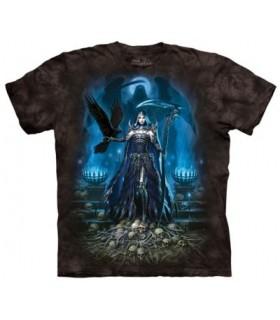 Reine des Faucheurs - T-shirt Gothique The Mountain