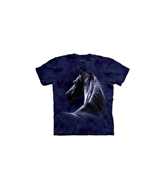 Moonlit - Horses Shirt The Mountain