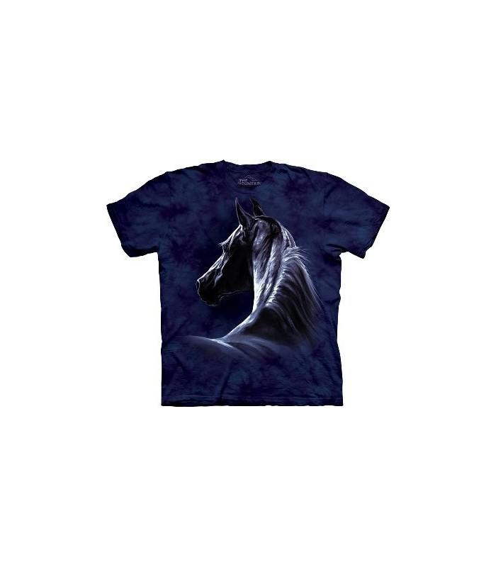 T-Shirt clair de lune par The Mountain