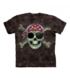 T-shirt Pirate Joyeux The Mountain