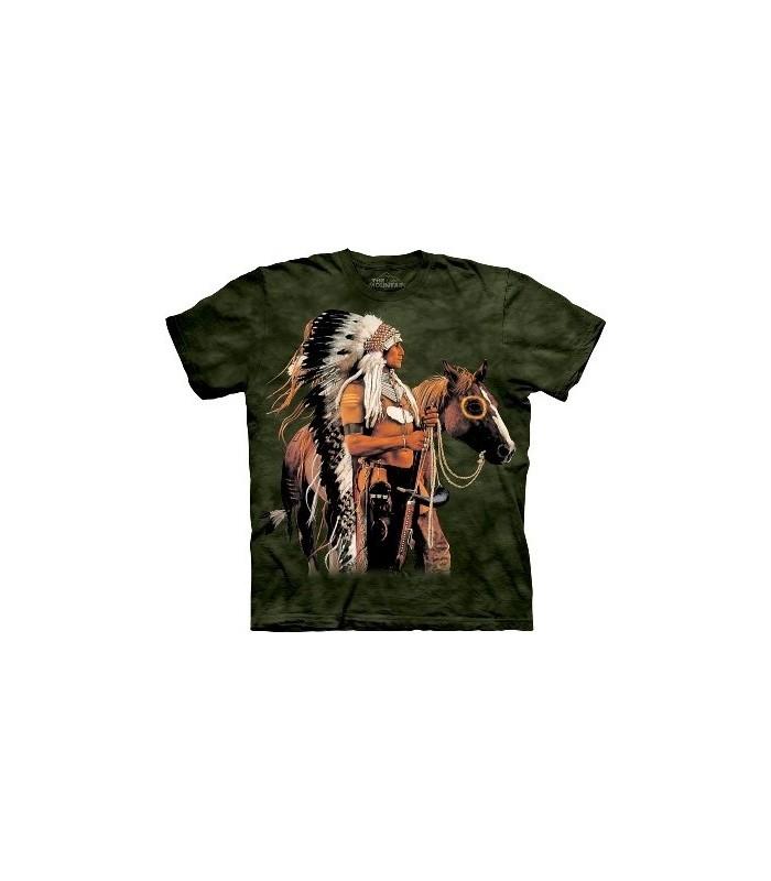 T-Shirt Peint et Fier par The Mountain