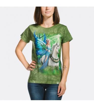 Realm Of Enchantment Ladies T Shirt