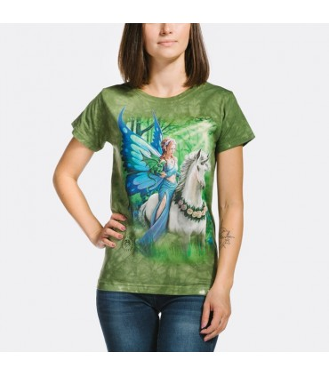 T-shirt Fée pour femme The Mountain