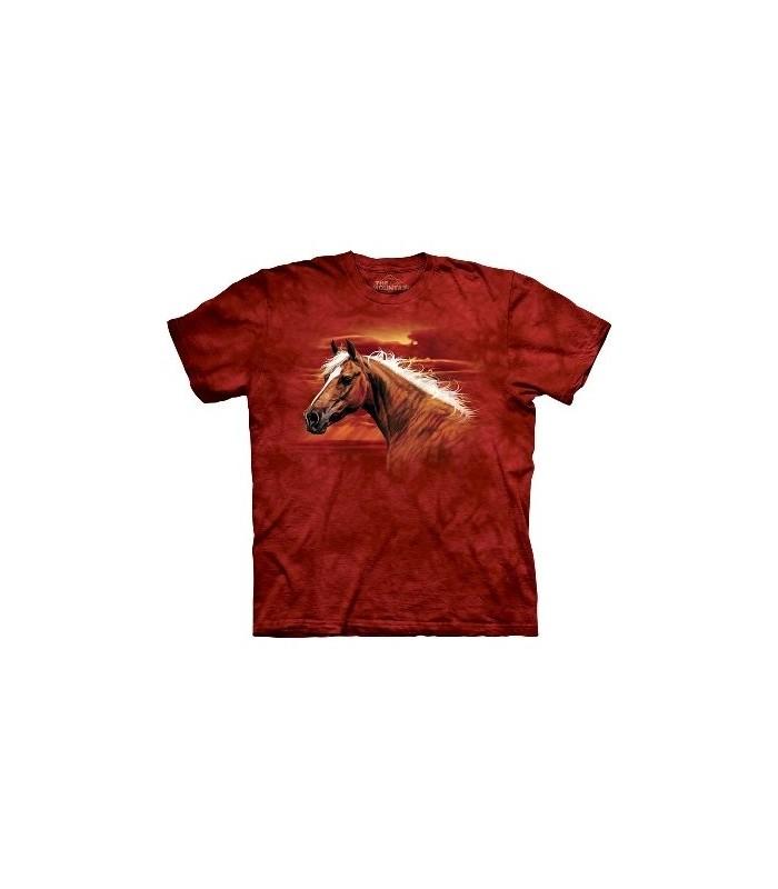 T-Shirt Rêve Radieux par The Mountain