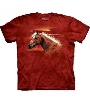 Radiant Dream - Horses Shirt Mountain