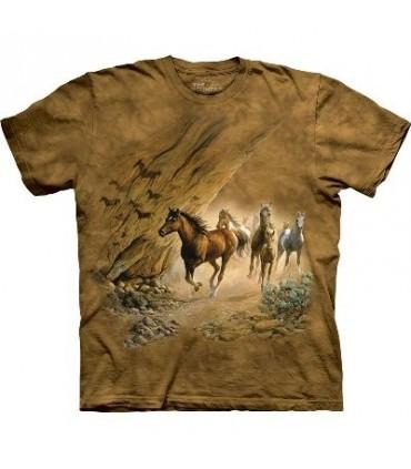 T-Shirt Passage Sacré par The Mountain