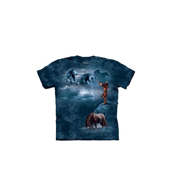 T-Shirt musique sacrée par The Mountain