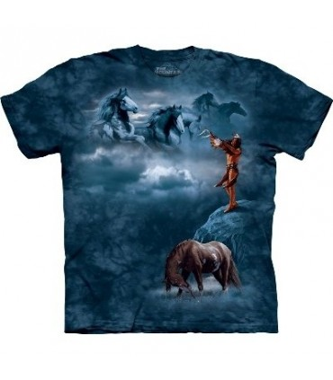 Sacred Song - Horse Shirt The Mountain
