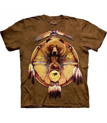 Bear Shield - Indians Shirt Mountain