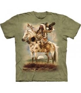 T-Shirt Esprit par The Mountain
