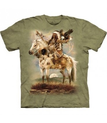 Spirit - Indians Shirt The Mountain