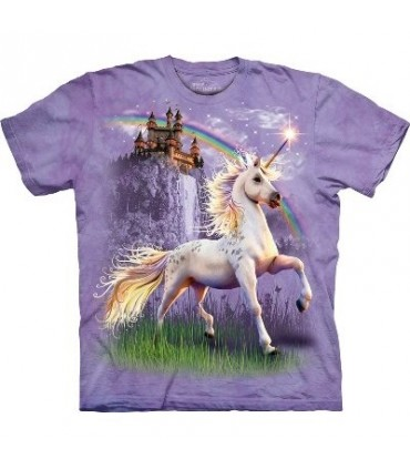 T-Shirt Château de la Licorne par The Mountain