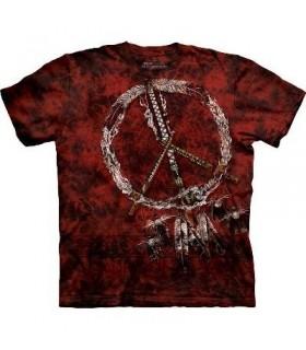 Calumets Rouges - T-shirt Indien The Mountain