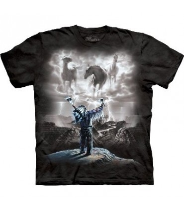 Summoning the Storm - Indians Shirt