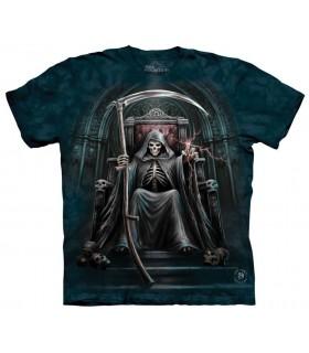 T-shirt Faucheur The Mountain