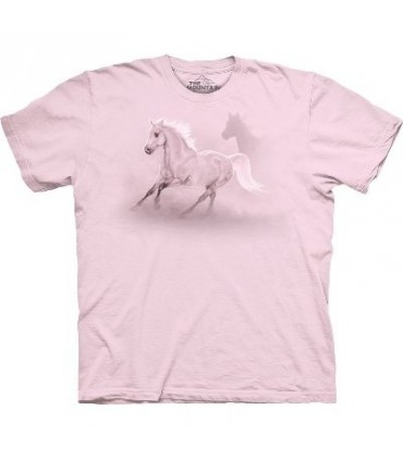 The Fastest - Horses Shirt The Mountain