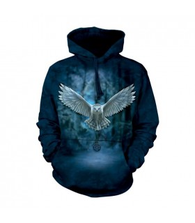 Awake Your Magic Owl Hoodie