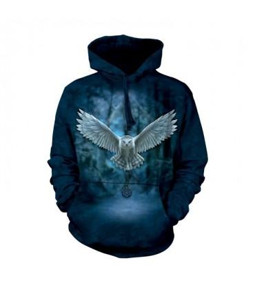 Awake Your Magic Owl Hoodie