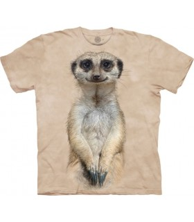 T-shirt Suricate The Mountain