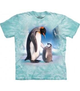 Le Prochain Empereur - T-shirt Pingouin The Mountain