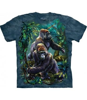T-shirt Gorilles The Mountain