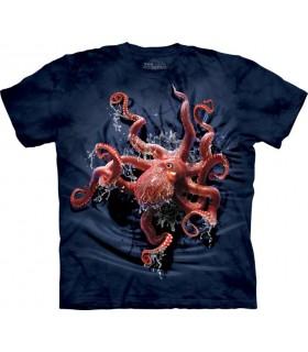 Octopus Climb T Shirt
