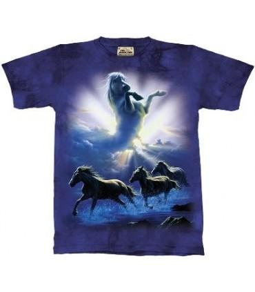 T-Shirt Esprit Sauvage par The Mountain