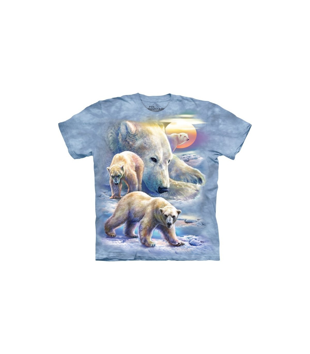 New The Mountain Journey To The Dreamtime Bears T Shirt
