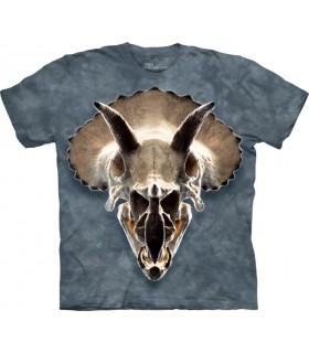 Triceratops Skull T Shirt