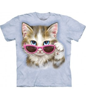Je suis un Chaton - T-shirt chat The Mountain