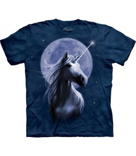 Starlight Anne Stokes Unicorn T Shirt
