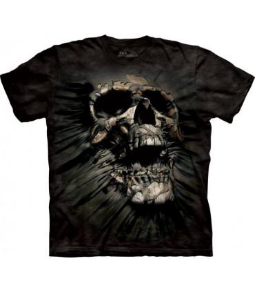 Breakthrough Skull Skulbone T-shirt from The Mountain