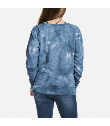 Sweat-shirt Femme Aventure The Mountain