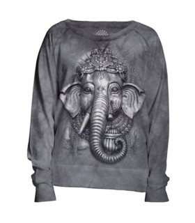 Sweat-shirt Femme Ganesh The Mountain