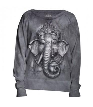 Sweat-shirt Femme Ganesh The Mountain