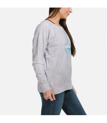 Save Our Planet Womens Environment Slouchy Crew