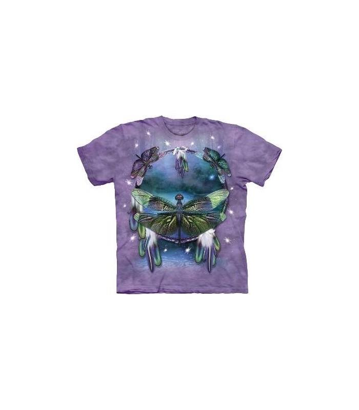 T-Shirt Libellule par The Mountain
