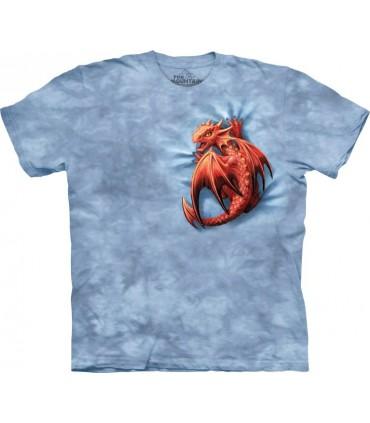 Wyrmling Anne Stokes Dragon T Shirt