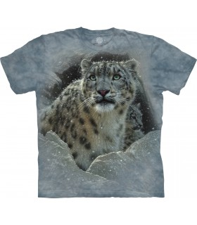 Fortress Snow Leopard T Shirt