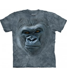 Gorille souriant - T-shirt Gorille The Mountain