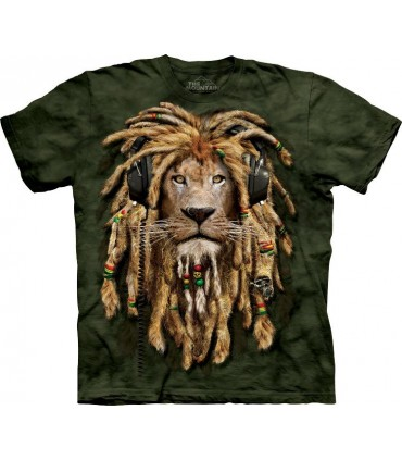 DJ Jahman - T-Shirt Manimal par The Mountain