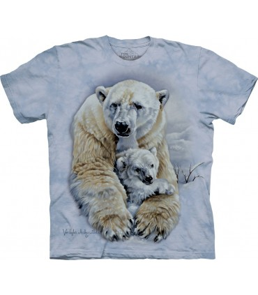 T-shirt Ours Polaire The Mountain