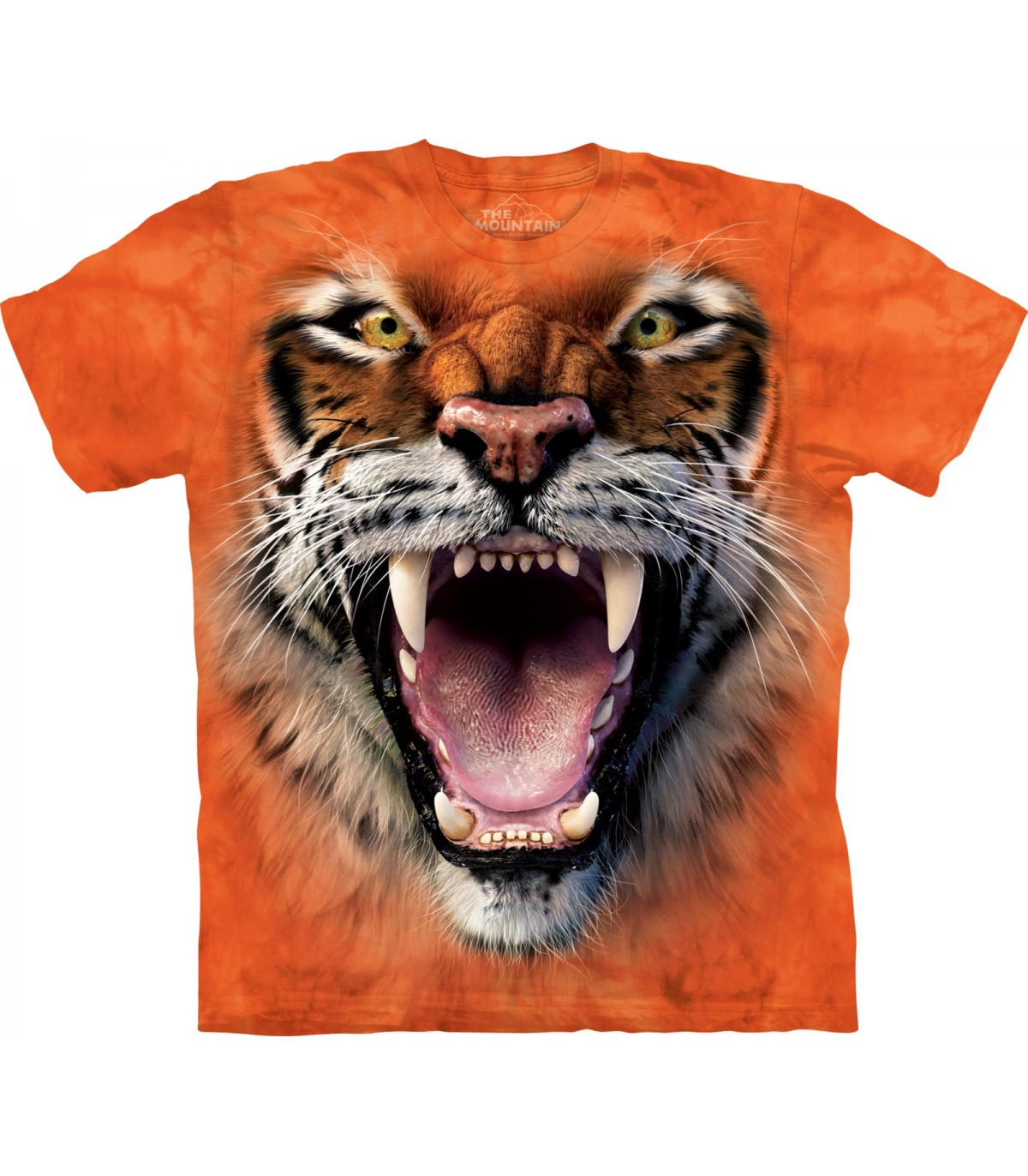 New The Mountain Enchanted Tiger T Shirt