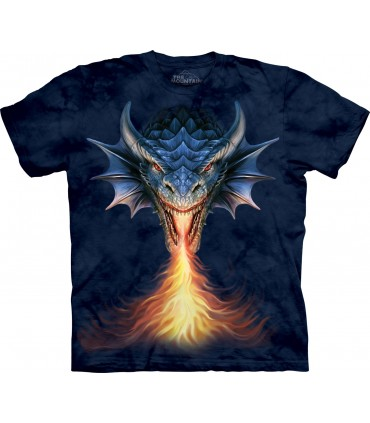 Fire Breather Anne Stokes T Shirt