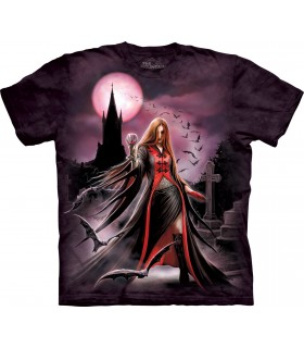 Blood Moon Anne Stokes T Shirt