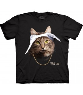 Tupaw Cat T Shirt