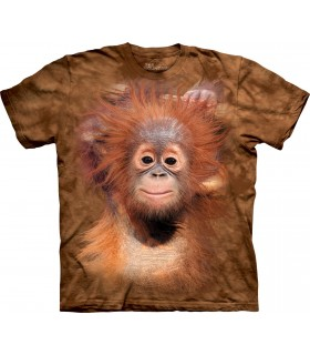 T-shirt Orang-Outan The Mountain