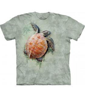 T-shirt Tortue de Mer The Mountain