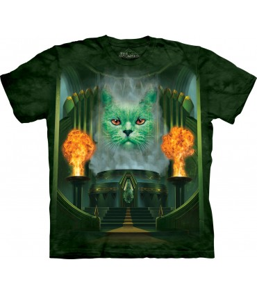 Cat the Great & Powerful T Shirt